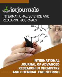International Journal of Advanced Research in Chemistry and Chemical Engineering