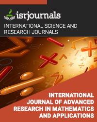 International Journal of Advanced Research in Mathematics and Applications