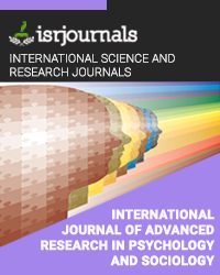 International Journal of Advanced Research in Psychology and Sociology