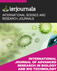 International Journal of Advanced Research in Biology and BioTechnology